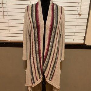 Torrid Long Cardigan Sweater Size 1